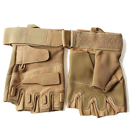 Army Airsoft Gear Shooting Combat Gloves