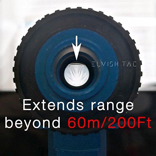 Elvish Tac Airsoft Barrel 6 Elvish Tac RHOP 3 Pcs Fit Airsoft AEG Barrel NO-Sanding-Needed R Hop R-Hop