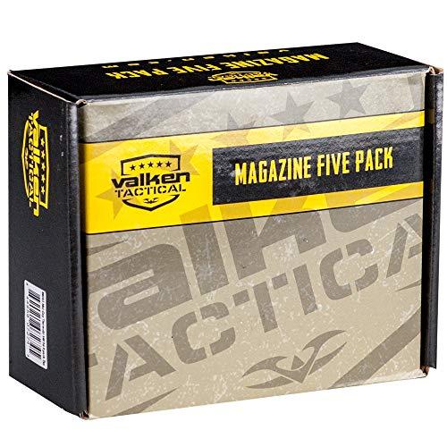140rd(5 Pack)-Black