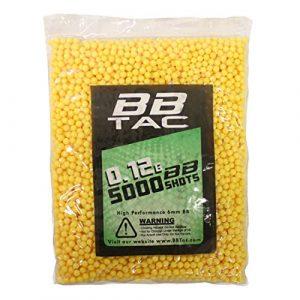 BBTac Airsoft BB 1 100,000 Seamless 6mm 0.12g Airsoft BBs for High Speed Airsoft Guns Precision BB Pellets Wholesale