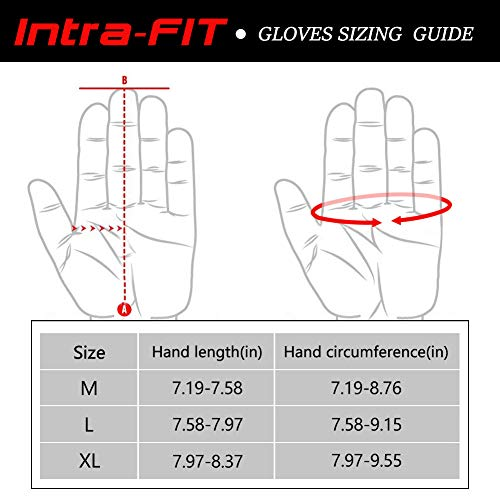 Intra-FIT Airsoft Glove 6 Intra-FIT Professional Tactical Glove Airsoft Gloves Combat Military Police Outdoor Sports Tactical Rubber Hard Knuckle Gloves for Riding Climbing Rappelling