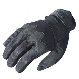 VooDoo Tactical Airsoft Glove 2 Voodoo Tactical Phantom Gloves 20-9078 (Knuckle Protectors)