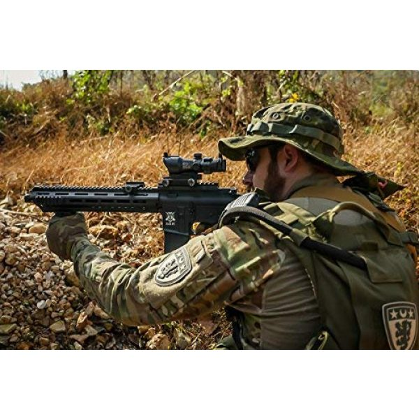 Black Ops Airsoft Rifle 6 Black Ops Airsoft Guns Rifle- Electric Full Metal M4 Viper Elite Upgraded
