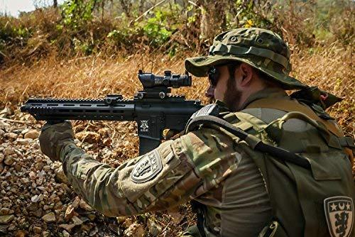 Black Ops  6 Black Ops Airsoft Guns Rifle- Electric Full Metal M4 Viper Elite Upgraded