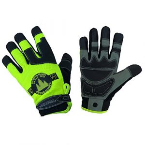 Forester Airsoft Glove 1 Forester HiVis Arborist Rope/Climbing Glove (Small)