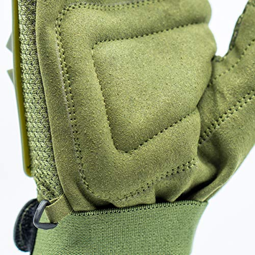 Valken Airsoft Glove 4 Valken Alpha Half-Finger Gloves