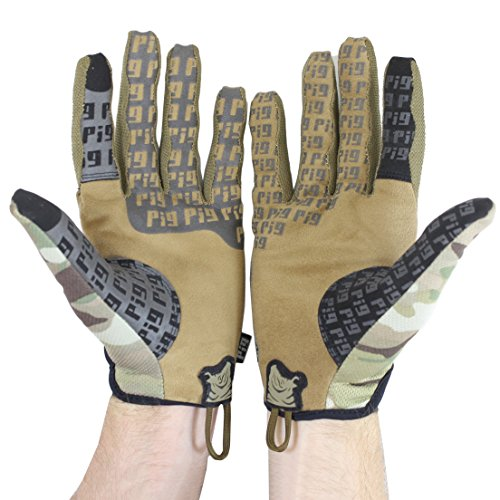 PIG Airsoft Glove 6 PIG Full Dexterity Tactical (FDT) Delta Utility Gloves