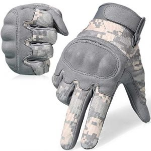 WTACTFUL Airsoft Glove 1 WTACTFUL Touchscreen Tactical Gloves for Airsoft Paintball Motorbike Work