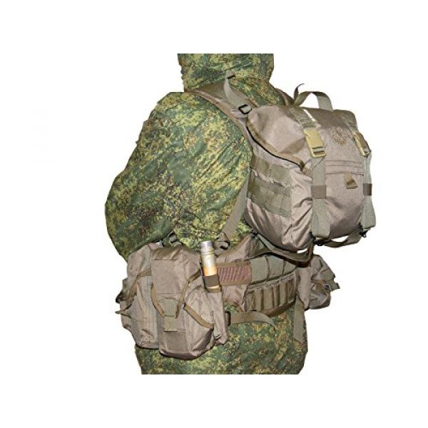 SSO/SPOSN Airsoft Tactical Vest 2 Russian Military Smersh AK Assault Vest by SPOSN SSO Russian Military ORIGINAL by SSO/SPOSN
