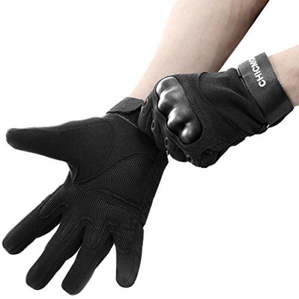 CHICMODA Airsoft Glove 2 CHICMODA Tactical Gloves Hard Knuckle