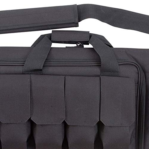 Allen Company Airsoft Gun Case 3 Ruger Raid Side Entry Tactical Rifle Case