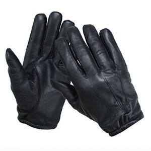ONETAC OUTDOOR Airsoft Glove 1 ONETAC OUTDOOR Tactical Police Kevlar Liner Cut Resistant Patrol Duty Search Gloves