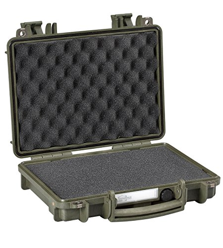 Explorer Cases Airsoft Gun Case 1 Explorer Cases 3005 Single Pistol Case W/Foam Equiv. Pelican P1075