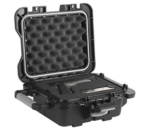 Plano Airsoft Gun Case 1 Plano Fieldlocker Medium Mil-Spec Pistol Case