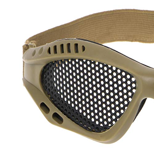 Oranmay Airsoft Goggle 5 Oranmay Eye Protection Goggles Anti Fog Mesh Glasses for Motorcycle Airsoft