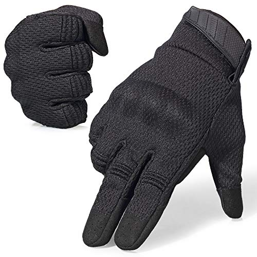 AXBXCX Airsoft Glove 1 AXBXCX Breathable Flexible Touch Screen Full Finger Motorcycles Gloves