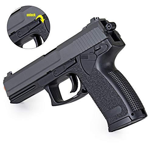 BBTac Airsoft Pistol 6 BBTac M23 Airsoft Gun Mark23 Spring Airsoft Pistol with Warranty