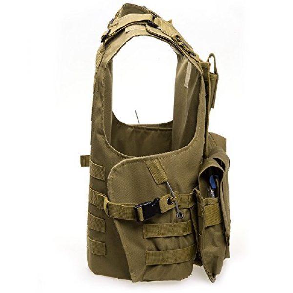XIAOWANG Airsoft Tactical Vest 3 XIAOWANG PUBG Tactical Vest Paintball Airsoft Chest Protector Tactical Vest Outdoor Sports Body Armor