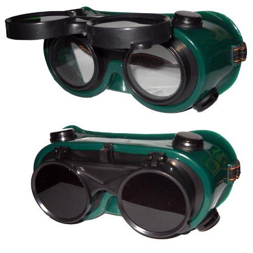 JABETC Airsoft Goggle 1 Steampunk Goggles