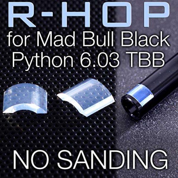 Elvish Tac Airsoft Barrel 1 Elvish Tac RHOP Fit Mad Bull Black Python 6.03mm Airsoft TBB Barrel NO Sanding Needed R Hop R-Hop