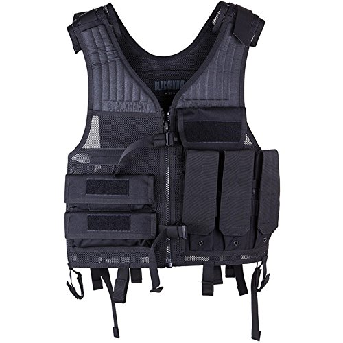 BLACKHAWK Airsoft Tactical Vest 1 BLACKHAWK Omega Vest Tac Shotgun/Rifle