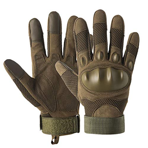 YUNLONG Airsoft Glove 1 YUNLONG Military Hard Knuckle Tactical Gloves Army Airsoft Paintball Sport Motorcycle Cycling Climbing Hiking Hunting Gloves