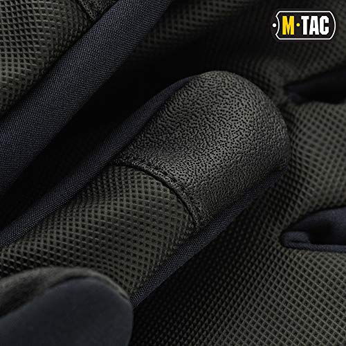M-Tac Airsoft Glove 6 M-Tac Tactical Winter Soft Shell Gloves Water Resistant Insulated Army Military