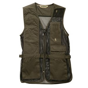 Bob-Allen Airsoft Tactical Vest 1 Bob-Allen Shooting Vest, Right Handed, Sage, X-Large