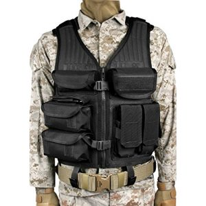 BLACKHAWK Airsoft Tactical Vest 1 BLACKHAWK Omega Elite Tactical Vest EOD
