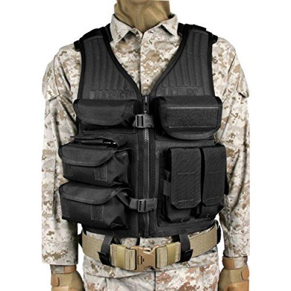 BLACKHAWK Airsoft Tactical Vest 1 BLACKHAWK Omega Elite Tactical Vest EOD