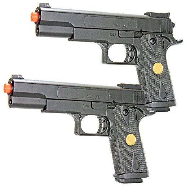 BBTac Airsoft Pistol 1 bbtac dual spring p169 spring pistols 260 fps spring airsoft gun (two pack)(Airsoft Gun)