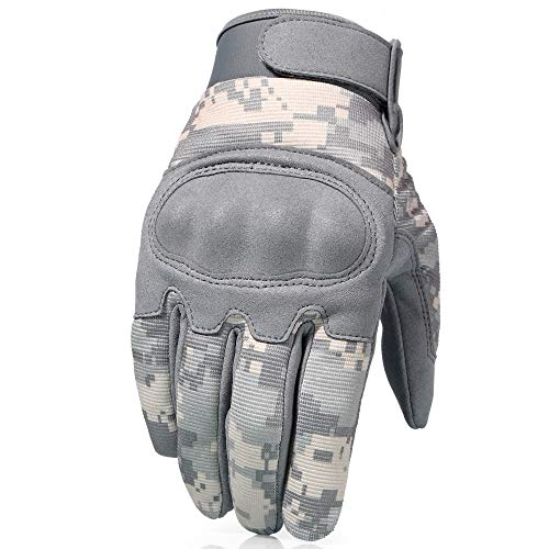 WTACTFUL Airsoft Glove 2 WTACTFUL Touchscreen Tactical Gloves for Airsoft Paintball Motorbike Work