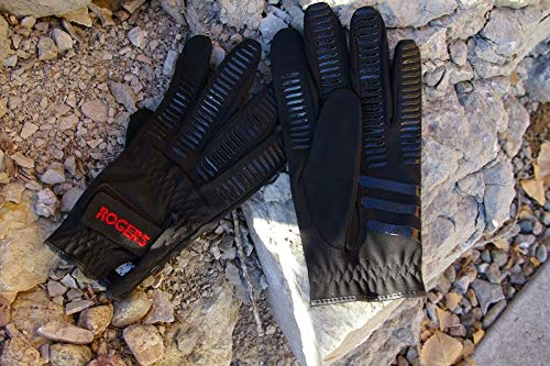 Rogers Shooting School Airsoft Glove 3 Rogers Shooting Gloves