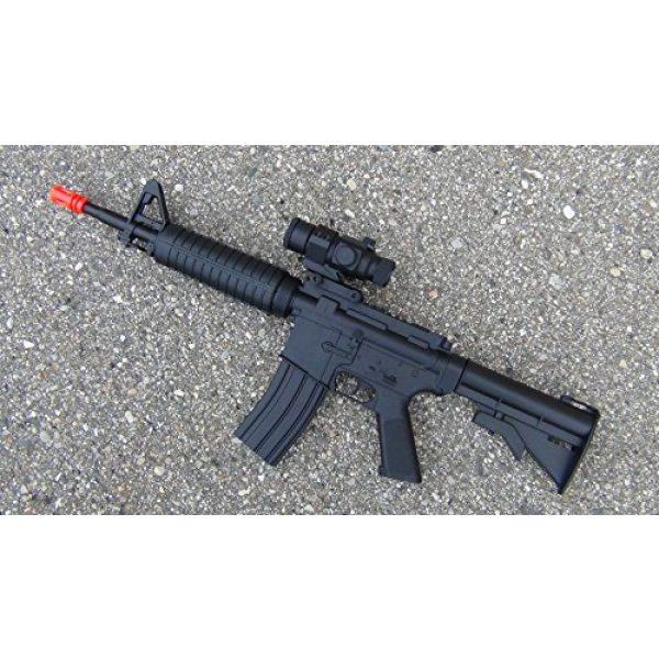 Airgunplace Airsoft Rifle 1 Airgunplace Well D92 M4A1 Electric Full AUTO Airsoft Rifle Gun