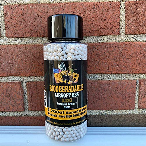 700 Ct Bottle. Perfect 6mm Bio BBS for Airsoft. Superior 6mm bio BBS for Airsoft Guns. Best for Airsoft Sniper