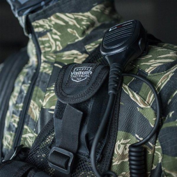 Valken Airsoft Tactical Vest 4 Valken Tactical Crossdraw Vest - Adult - Black
