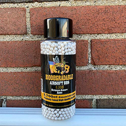 700 Ct Bottle. Perfect 6mm Bio BBS for Airsoft. Superior 6mm bio BBS for Airsoft Guns. Best for high-end Airsoft Guns.
