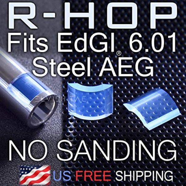 Elvish Tac Airsoft Barrel 1 Elvish Tac RHOP Fit EDGI 6.01 Airsoft AEG Tightbore TBB Barrel NO-Sanding-Needed R Hop R-Hop