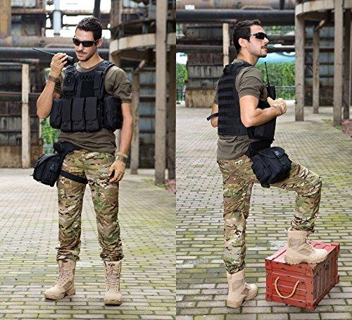 ArcEnCiel Airsoft Tactical Vest 2 ArcEnCiel Tactical Molle Vest