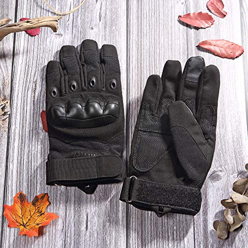 WTACTFUL Airsoft Glove 7 WTACTFUL Touch Screen Military Tactical Gloves Full Finger Airsoft Paintball Outdoor Army Gear