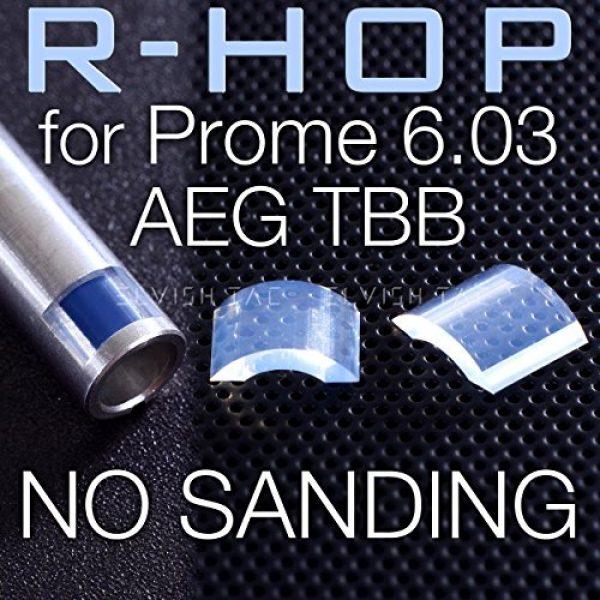 Elvish Tac Airsoft Barrel 1 Elvish Tac RHOP Fit Prommy Prometheus 6.03 AEG TBB Airsoft Barrel NO Sanding Needed R Hop