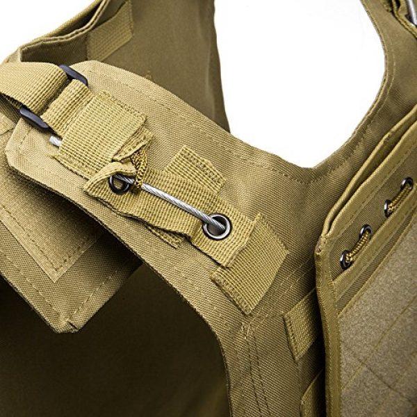 XIAOWANG Airsoft Tactical Vest 5 XIAOWANG PUBG Tactical Vest Paintball Airsoft Chest Protector Tactical Vest Outdoor Sports Body Armor