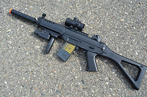 Airsoft Airsoft Rifle 2 S552 Style Airsoft Electric Gun