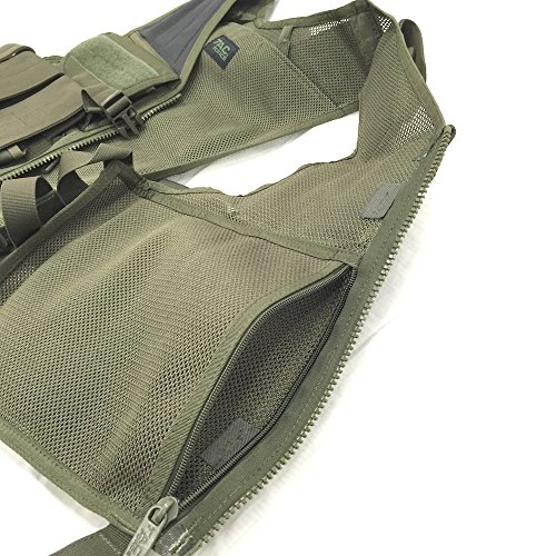 TAC Force Airsoft Tactical Vest 2 TAC Force Commando Tactical Vest