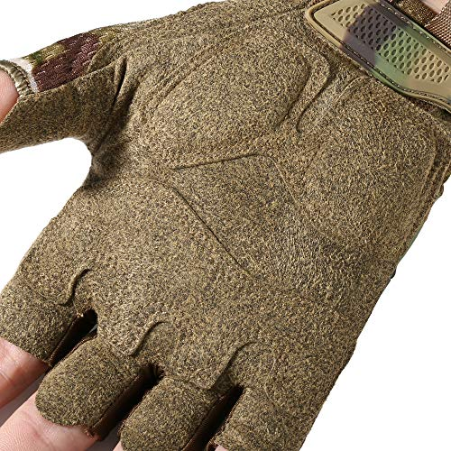 YOSUNPING Airsoft Glove 5 YOSUNPING Tactical Gloves Touchscreen for Riding Motorcycle Hunting Cycling