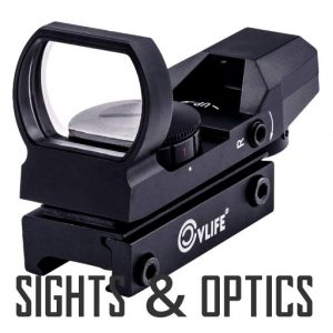 Airsoft Gun Sights and Optics Category