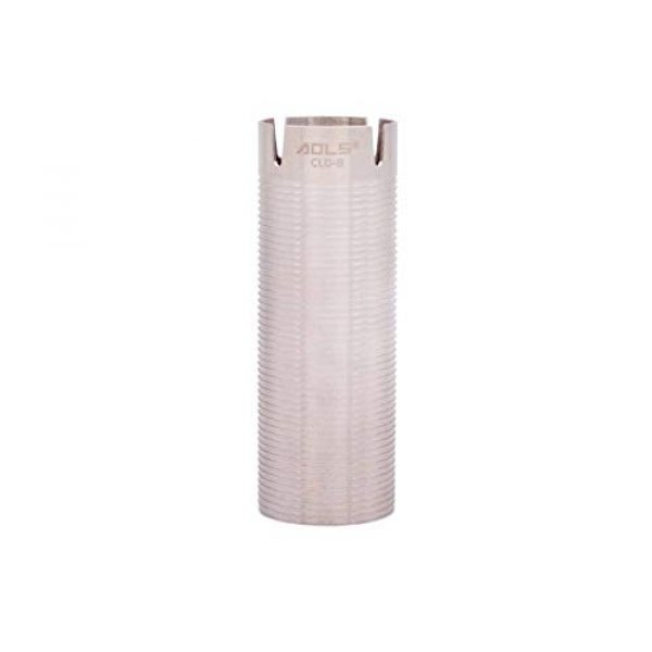 AOLS Airsoft Cylinder 3 AOLS Stainless Steel Cylinder B Type for AEG Gearbox