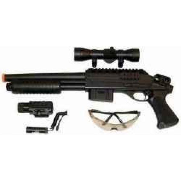 Double Eagle  2 m47b2 airsoft tactical shotgun(Airsoft Gun)