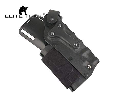 Elite Tribe  4 Elite Tribe Army Military Gun Holster Airsoft SWAT Shooting Holster Combat Tactical Modle Waist Leg Holster