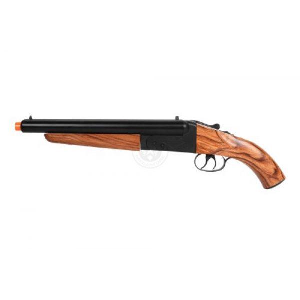 HS  3 300 fps hudson metal double barrel mad max sawed off gas shotgun(Airsoft Gun)